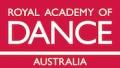 RAD logo red